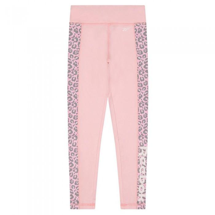[해외]리복 Animal Active Track Suit Little 15138155496 Powder Pink