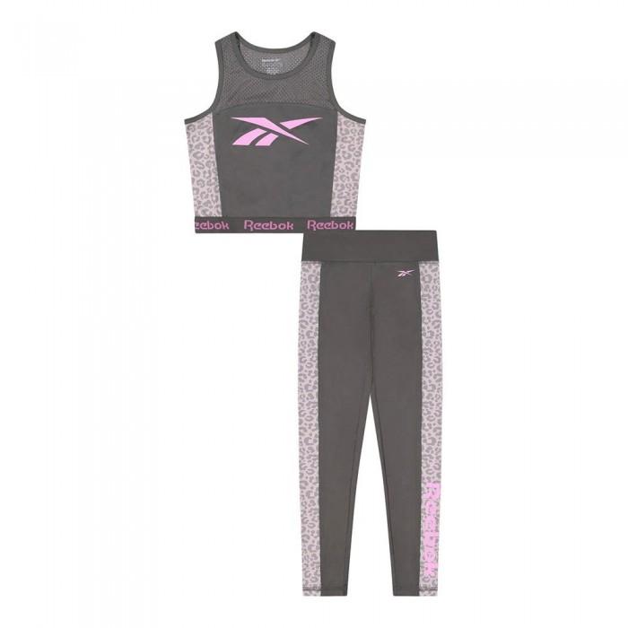 [해외]리복 Animal Active Track Suit Big 15138155512 Castlerock