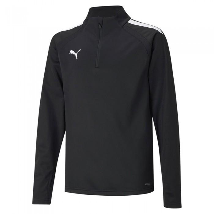 [해외]푸마 TeamLiga Jacket 15138158820 Puma Black / Pebb