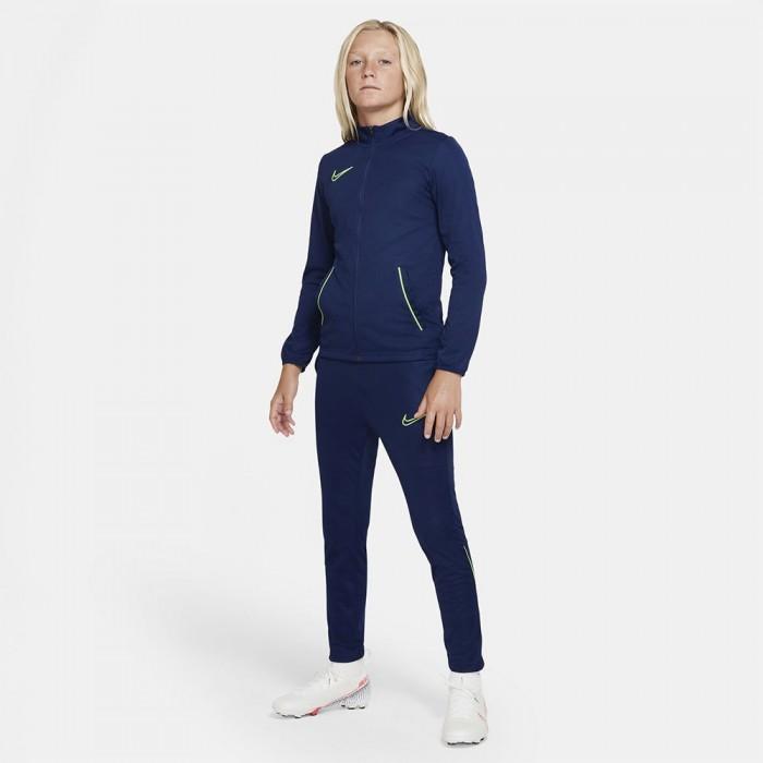 [해외]나이키 Dri Fit Academy Knit Track Suit 15138297814 Blue Void / Volt / Volt