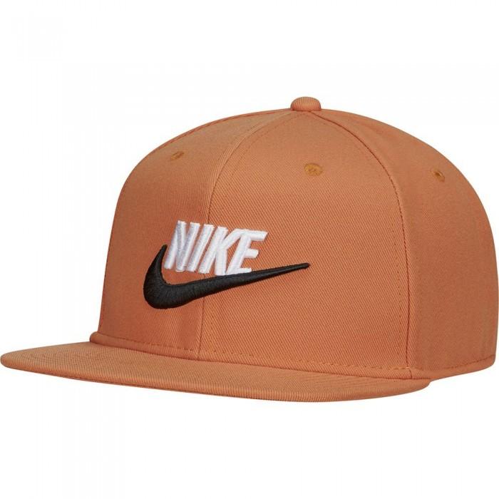 [해외]나이키 Sportswear Dri Fit Pro Futura Cap 15138297940 Hot Curry / Hot Curry / Black / White