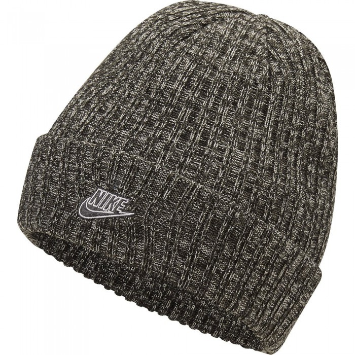[해외]나이키 Sportswear Futura Beanie 15138297959 Charcoal Heathr