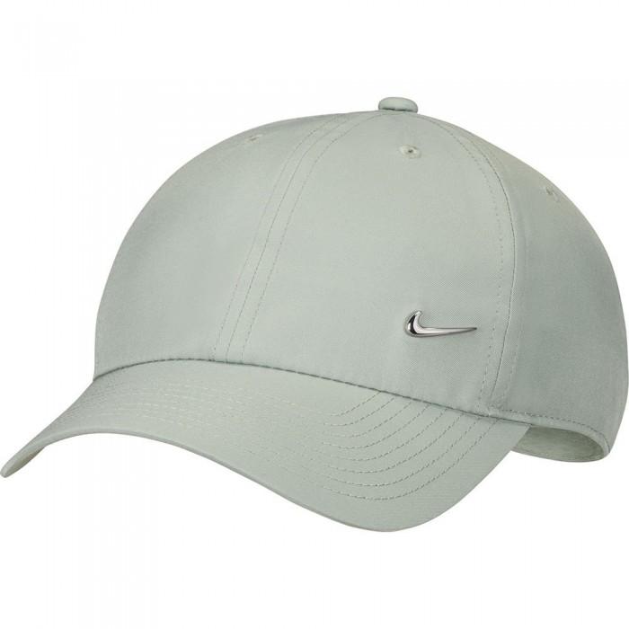 [해외]나이키 Sportswear Heritage 86 Cap 15138297964 Jade Smoke / Metallic Silver