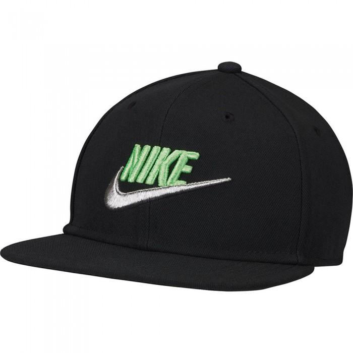 [해외]나이키 Sportswear Pro Cap 15138297995 Black / Metallic Silver