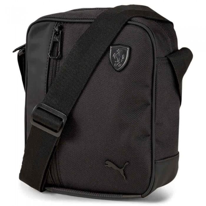 [해외]푸마 Ferrari Messenger Bag 9138366427 Puma Black