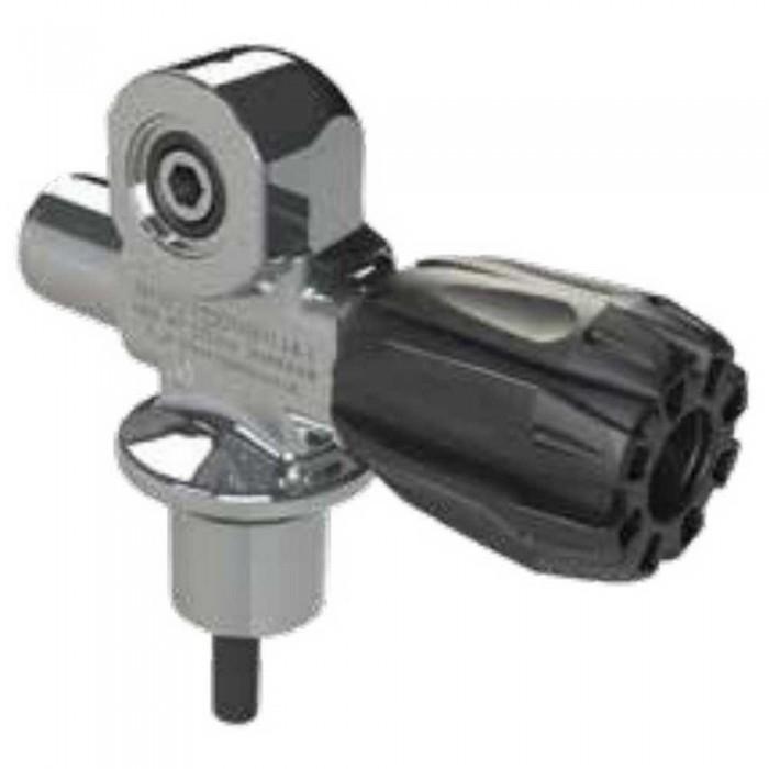 [해외]아펙스 M26 Nitrox Right Hand Cylinder Valve 10137980797 Black / Silver