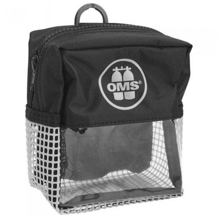 [해외]OMS Safety Pocket For SMB&Spool 10137739409 Grey