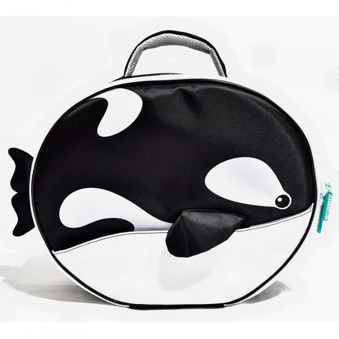 [해외]OCEANARIUM Killer Whale Regulator Bag Refurbished 10138385732 Black / White