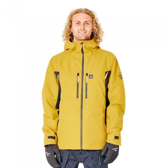 [해외]립컬 Backcountry Search Jacket 5138335911 Mustard