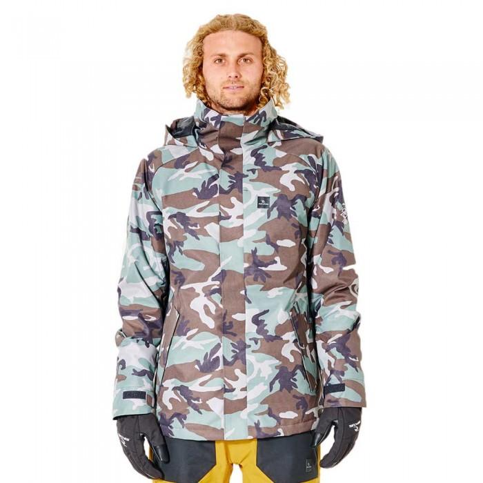 [해외]립컬 Sundry Search Jacket 5138335958 Camo