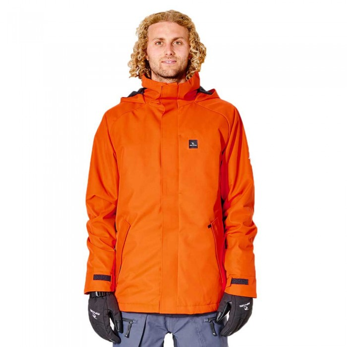 [해외]립컬 Sundry Search Jacket 5138335960 Red