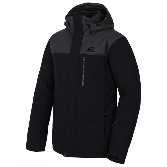 [해외]HANNAH Medwine Jacket 5138336996 Anthracite / Dark Gray Melange