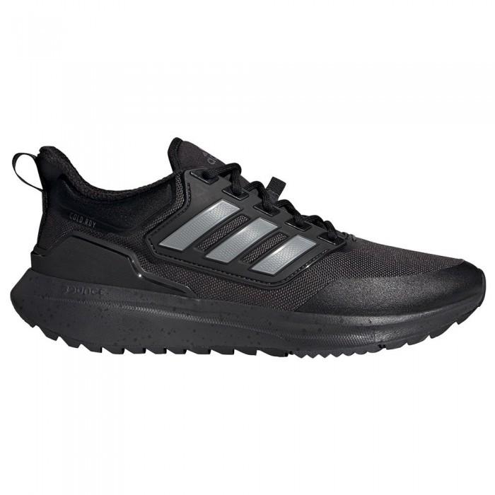 [해외]아디다스 EQ21 Run Cold.Rdy Running Shoes 6138104496 Carbon / Iron Metalic / Core Black
