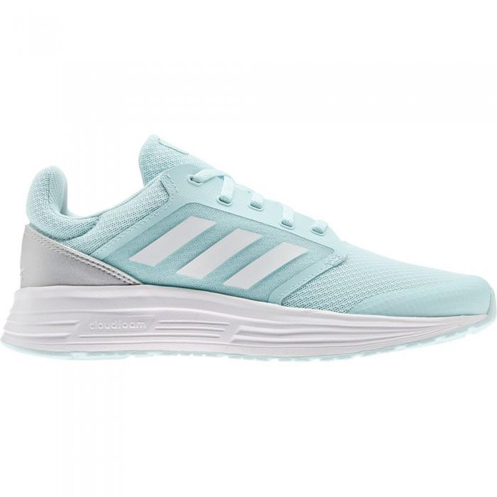 [해외]아디다스 Galaxy 5 Running Shoes 6138104705 Halo Mint / Ftwr White / Silver Metalic