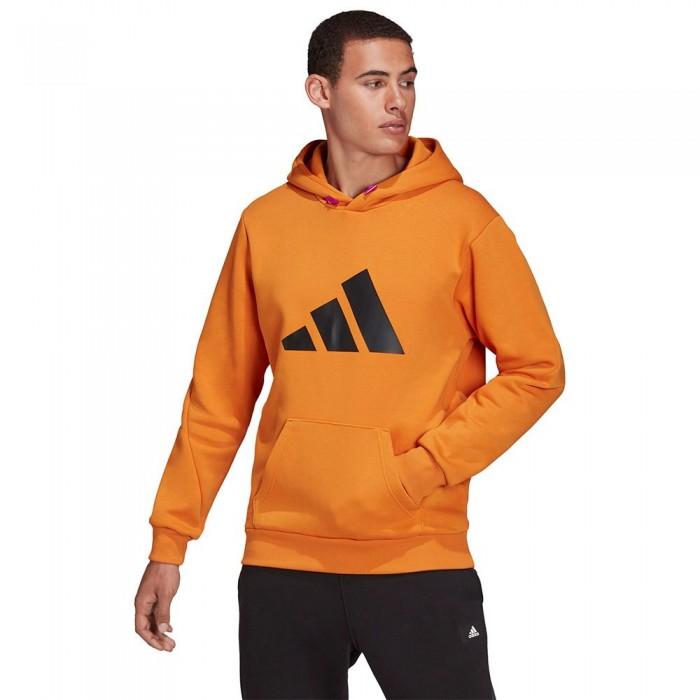 [해외]아디다스 FI WTR Hoodie 6138109647 Focus Orange