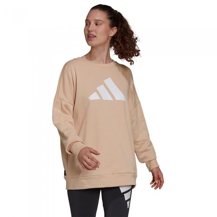 [해외]아디다스 FI 3B Sweatshirt 6138109684 Halo Blush