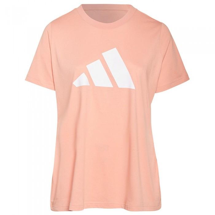 [해외]아디다스 FI 3B Big Short Sleeve T-Shirt 6138109686 Ambient Blush