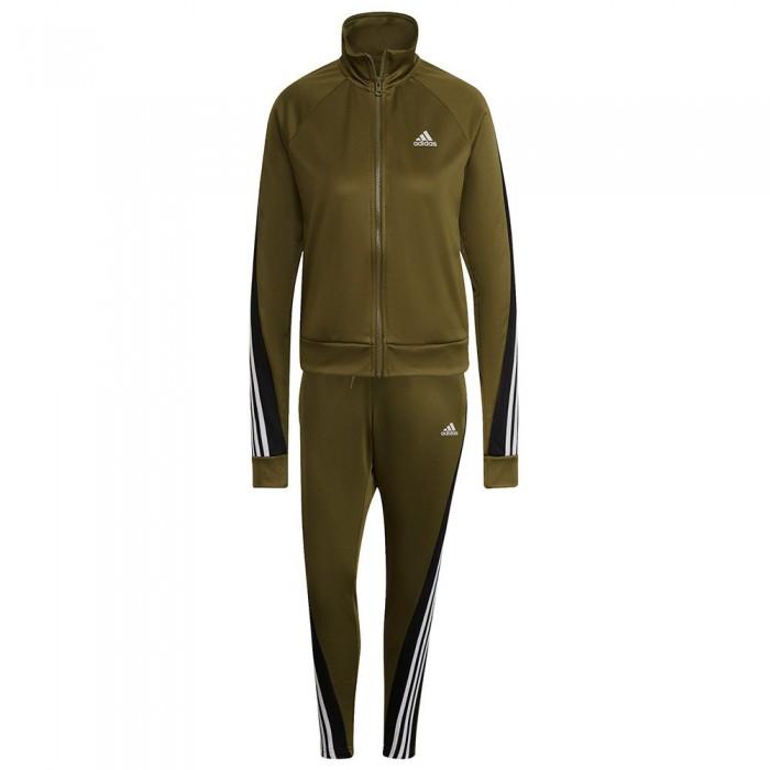 [해외]아디다스 Teamsport Track Suit 6138109698 Focus Olive / Black