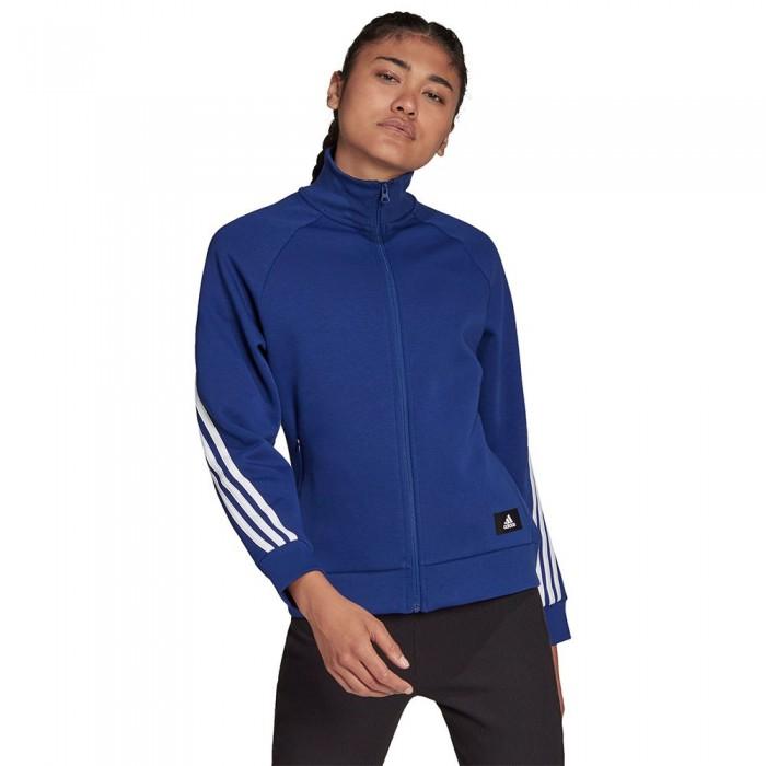 [해외]아디다스 FI 3 Stripes Sweatshirt 6138110187 Victory Blue