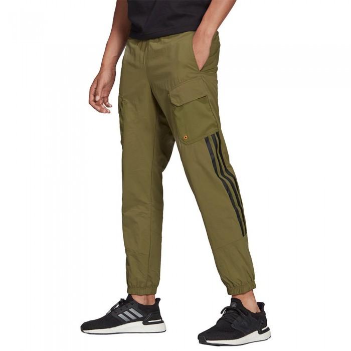 [해외]아디다스 FI Woven BST Pants 6138110461 Focus Olive