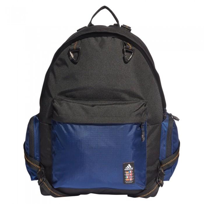[해외]아디다스 UXPLR Backpack 6138111696 Black / Victory Blue 1
