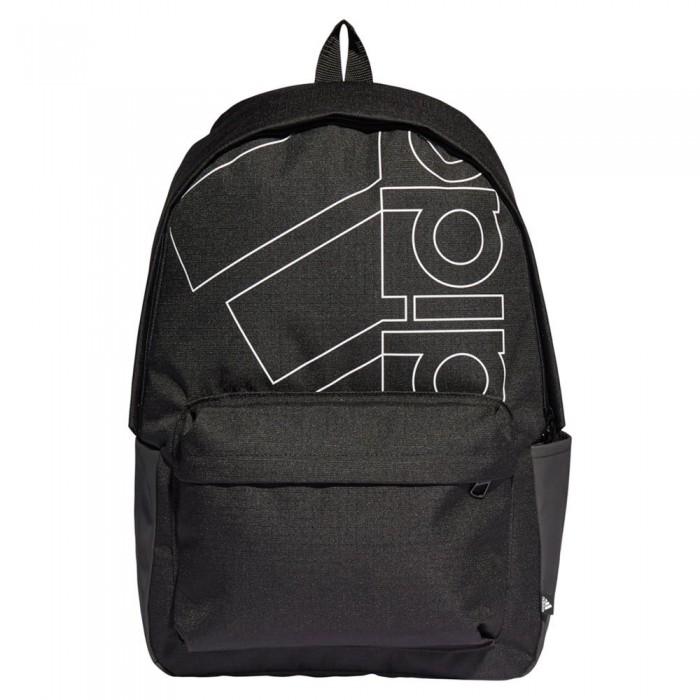 [해외]아디다스 Badge Of Sport Backpack 6138111823 Black / Black / White