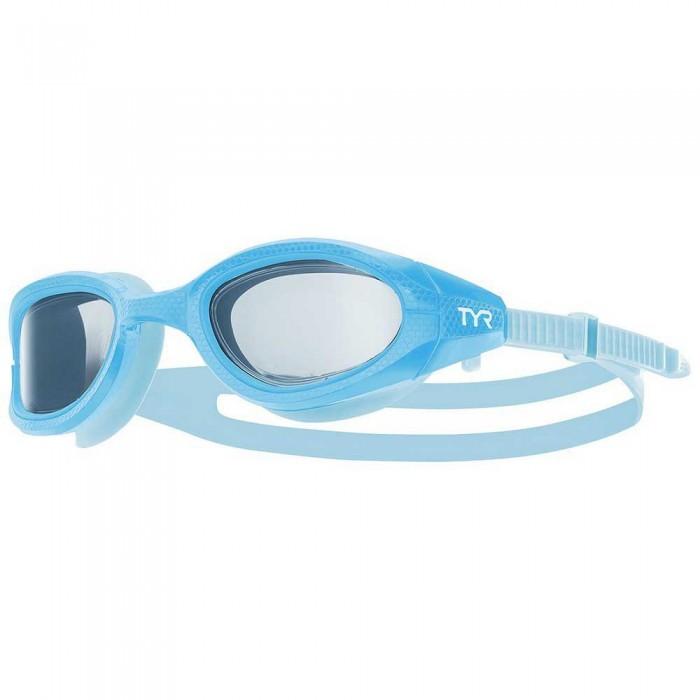 [해외]티어 Special Ops 3.0 Non-Polarized Swimming Goggles Woman 6138106763 Clear / Light Blue