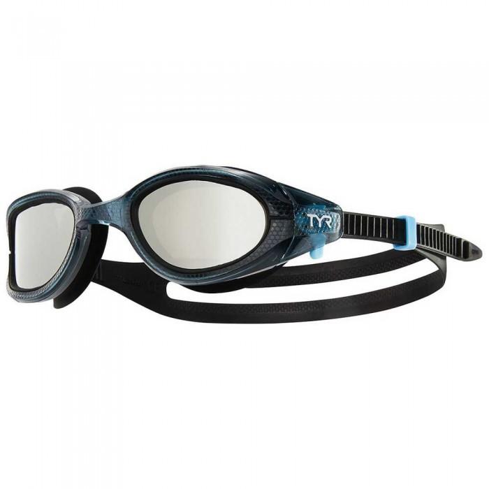 [해외]티어 Special Ops 3.0 Polarized Swimming Goggles Woman 6138106765 Silver / Smoke / Black