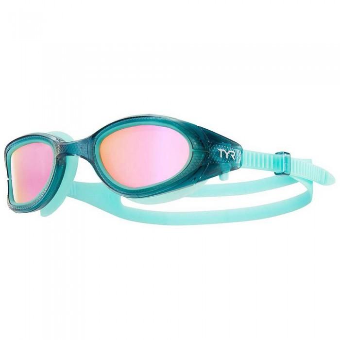 [해외]티어 Special Ops 3.0 Polarized Swimming Goggles Woman 6138106766 Pink / Grey / Mint