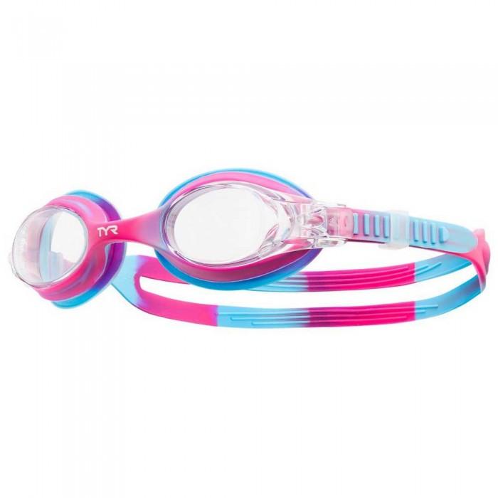 [해외]티어 Swimple Tie Dye Swimming Goggles Kids 6138224184 Pink / Blue
