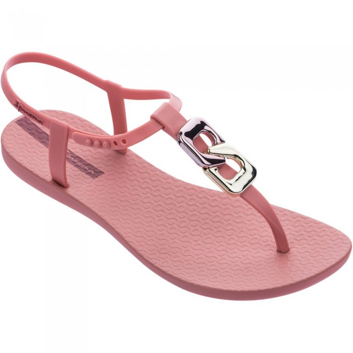 [해외]IPANEMA Classic Chic Flip Flops 6138299063 Pink / Pink