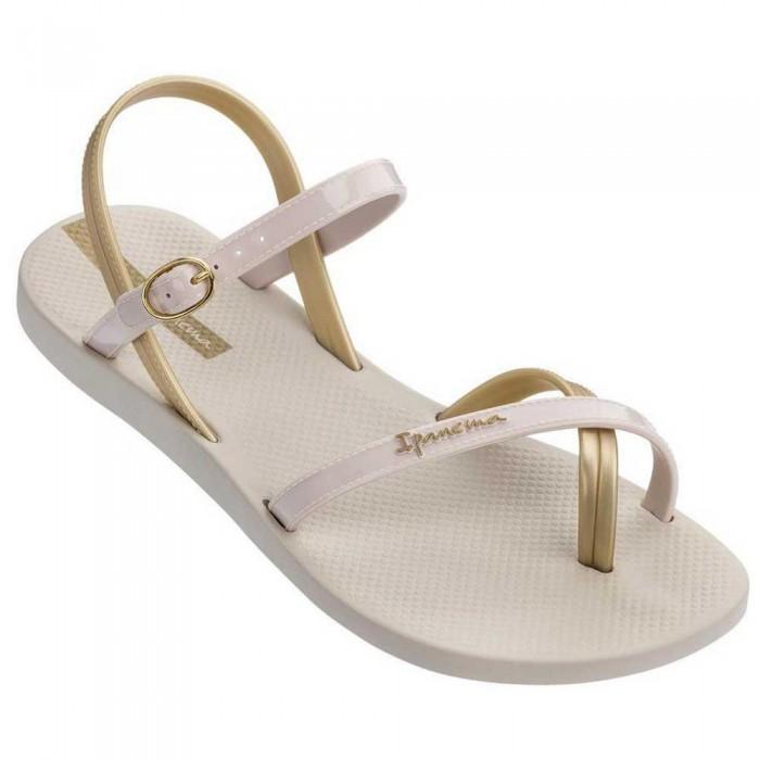 [해외]IPANEMA Fashion VII Sandals 6138299094 Beige / Gold