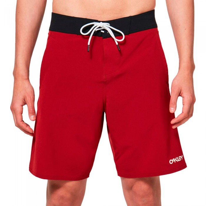 [해외]오클리 Double Up Recycled Boardshorts 20´´ 6138143416 Iron Red