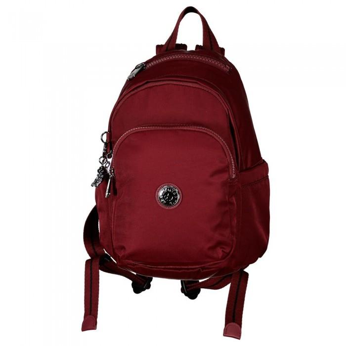 [해외]키플링 Delia Mini 8L Backpack Elevated Wine