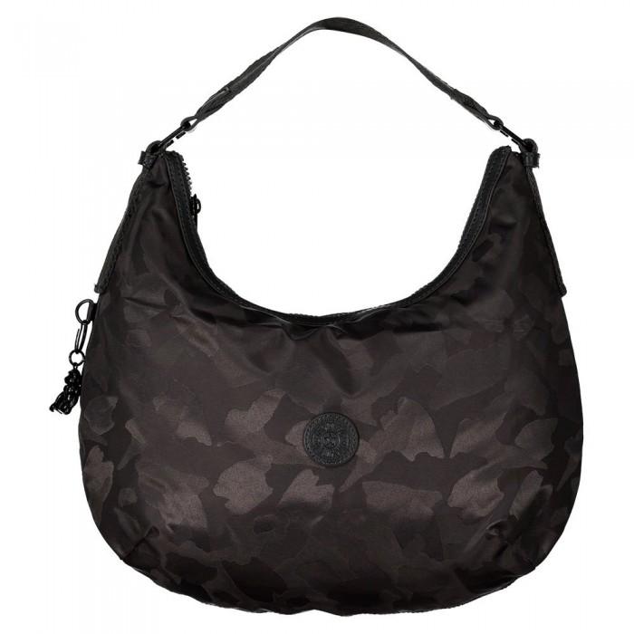 [해외]키플링 Galya Bag Charcoal Jacquard