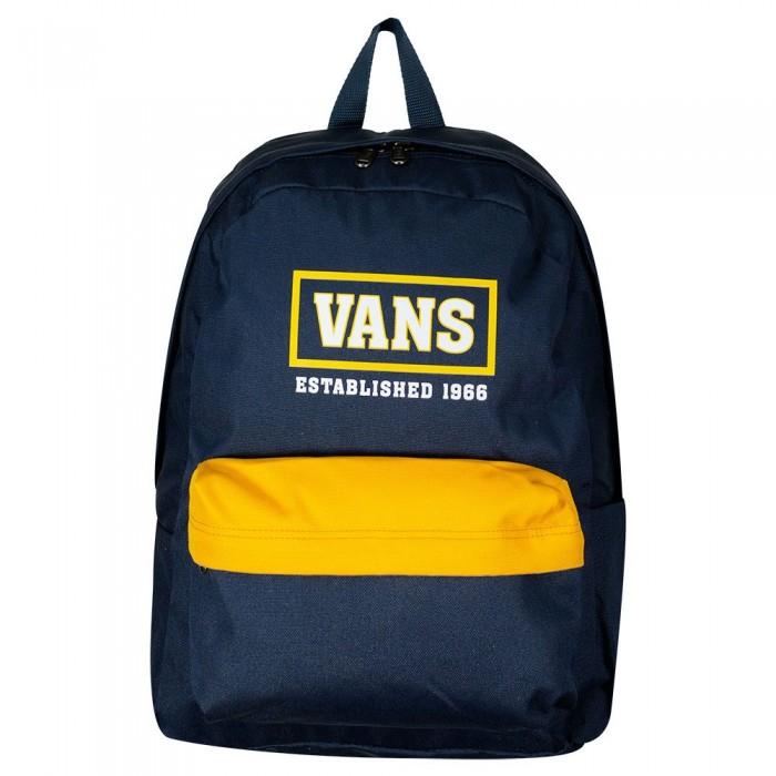 [해외]반스 Old 스쿨 III Backpack Valerian / Streamer