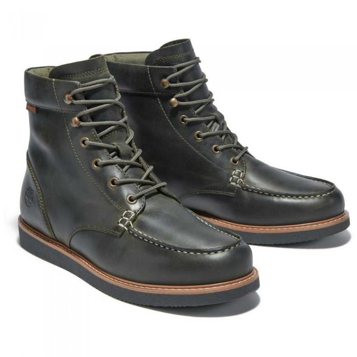 [해외]팀버랜드 Newmarket II 6´´ Boots Grape Leaf