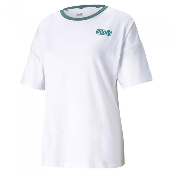 [해외]푸마 Summer Stripes Fashion Puma White