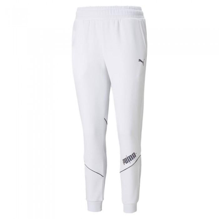 [해외]푸마 Cybers Pants Puma White