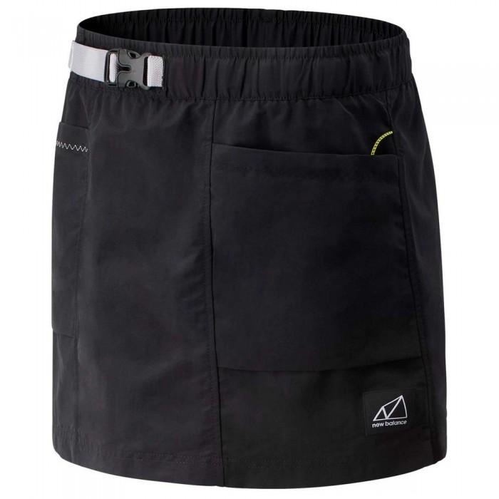 [해외]뉴발란스 Terrain Skort Skirt Black