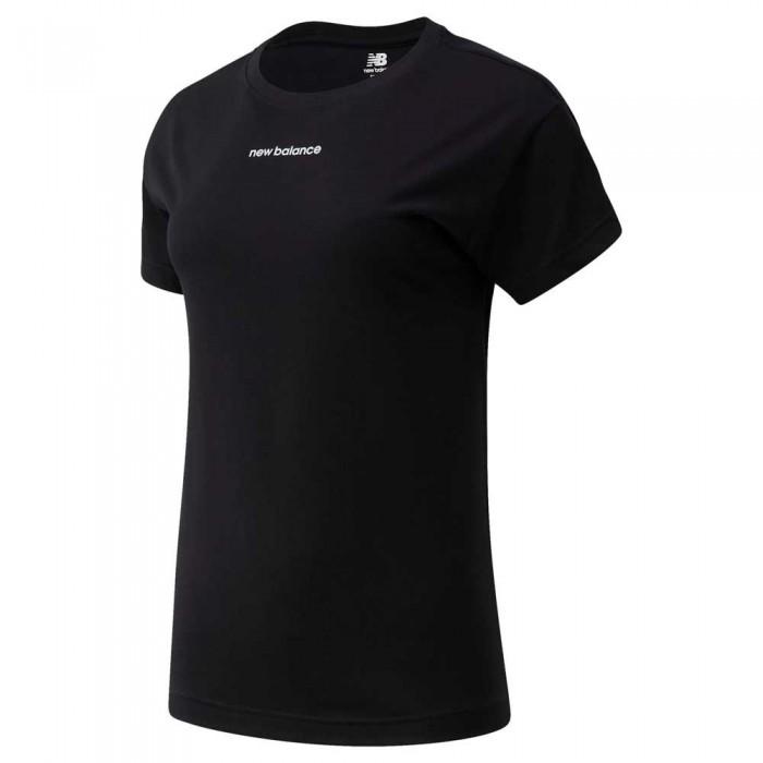 [해외]뉴발란스 Relentless Crew Sweatshirt Black