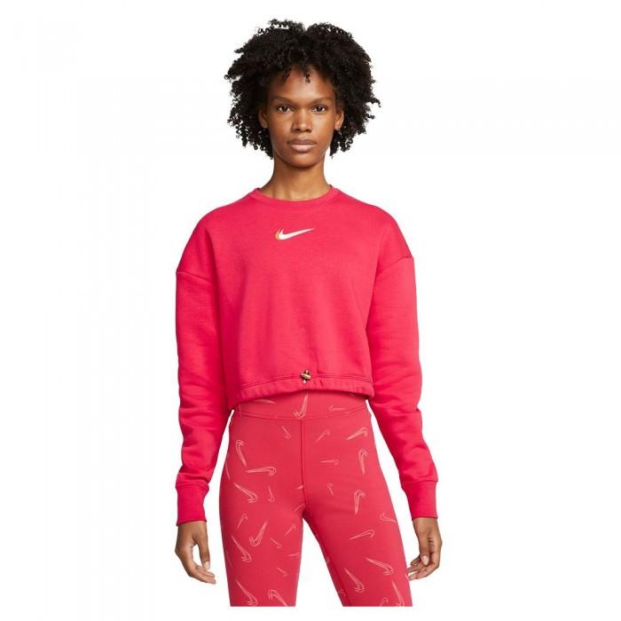 [해외]나이키 Sportswear Crew Long Sleeve T-Shirt Very Berry