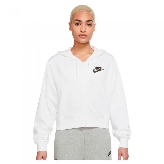 [해외]나이키 Sportswear Full Zip Sweatshirt White