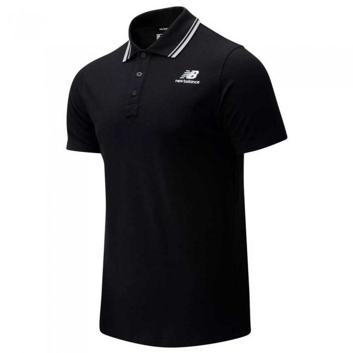 [해외]뉴발란스 Essentials Polo Polo Black