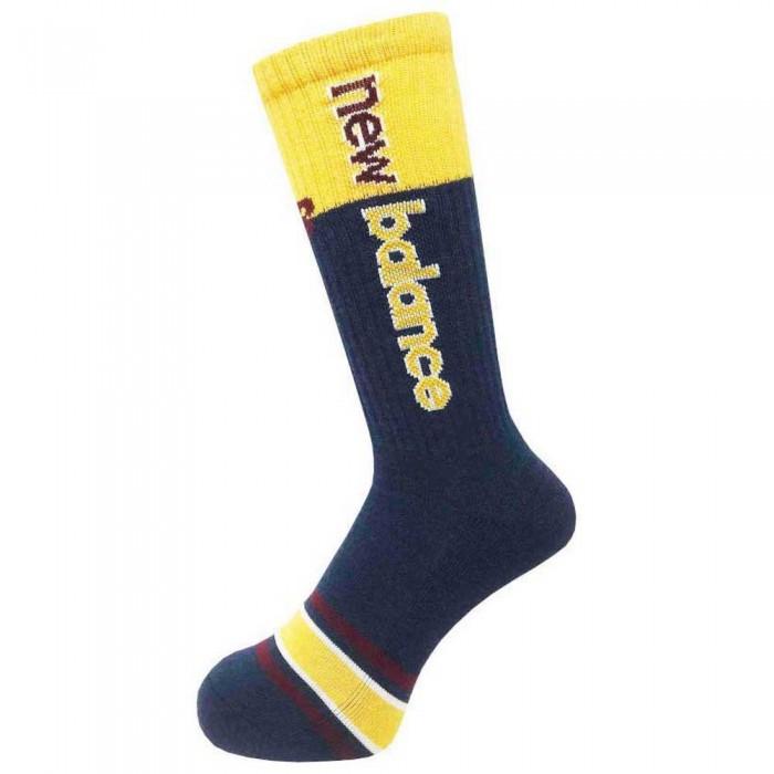 [해외]뉴발란스 Essentials Athletic Higher Learning Crew Socks Navy