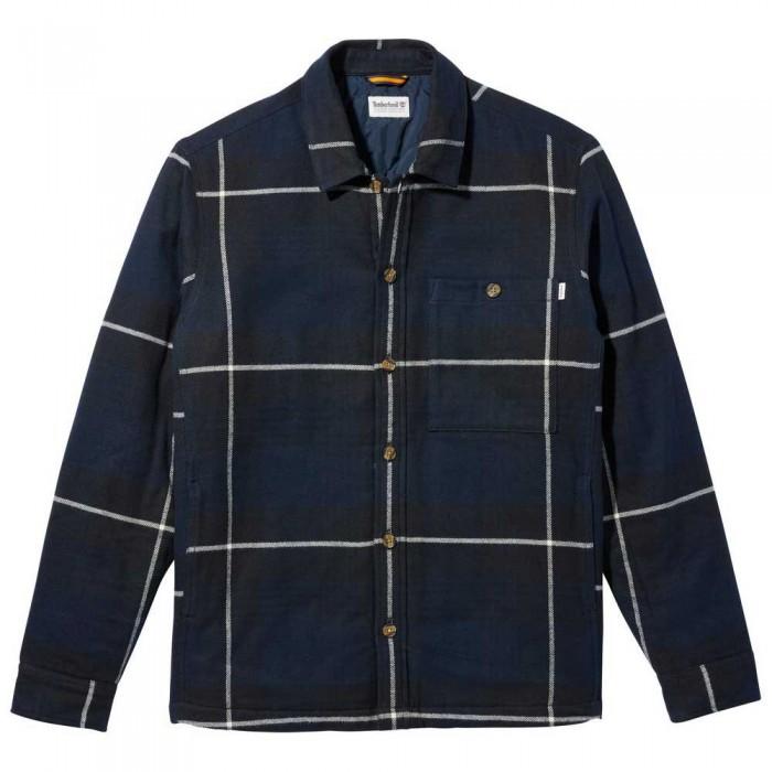 [해외]팀버랜드 Insulated Buffalo Jacket Dark Sapphire YD