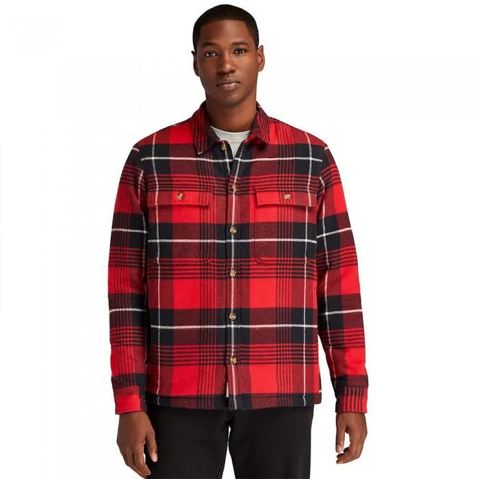 [해외]팀버랜드 Insulated Buffalo Jacket Scarlet Sage YD