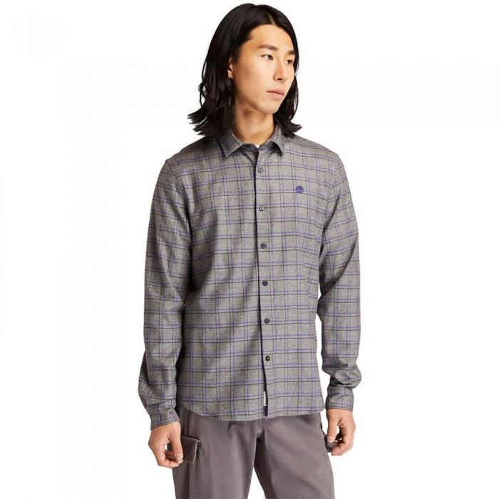 [해외]팀버랜드 Soft Check Long Sleeve Shirt Castlerock YD