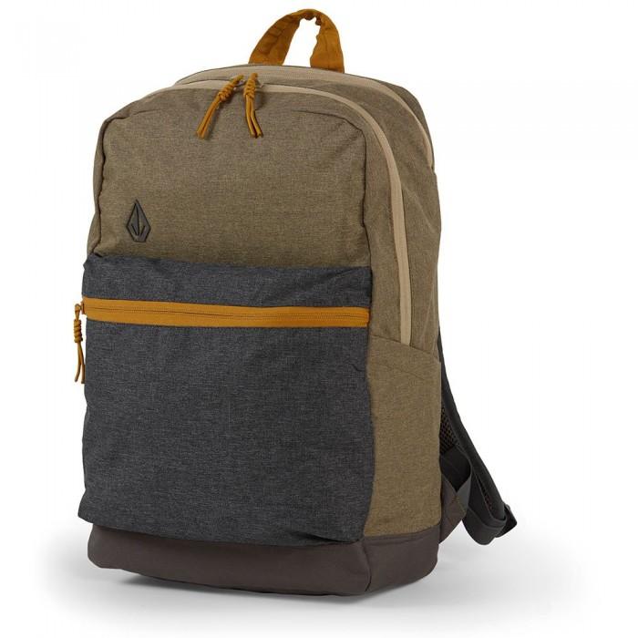 [해외]볼컴 School Backpack 14138162599 Khaki
