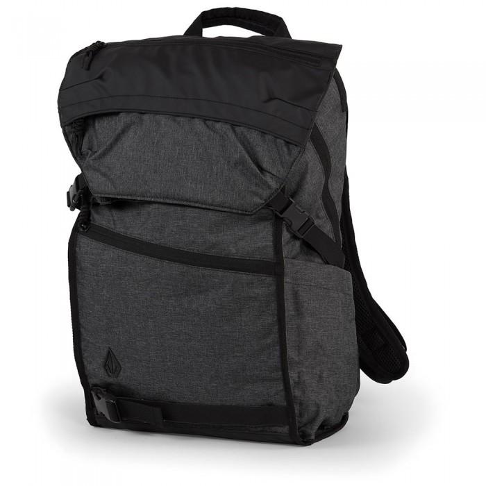 [해외]볼컴 Substrate Backpack 14138162604 Charcoal Heather